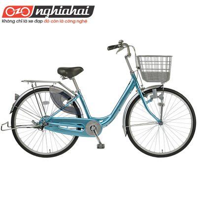 Xe-đạp-mini-Nhật-WEA-2611-xanh