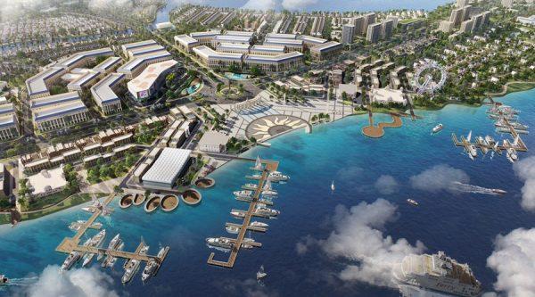Novaland đón đầu với công cuộc quy hoạch khu đô thị sinh thái ...