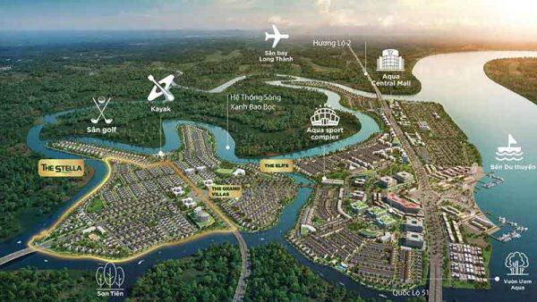 Dự án Aqua City Novaland Đồng Nai | Thông tin năm 2020
