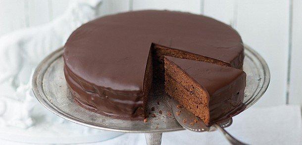 Các loại bánh ngọt nổi tiếng trên thế giới - sachertorte