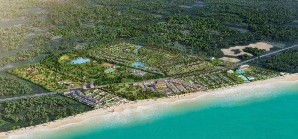 Tổng quan [dự án NovaWorld Hồ Tràm] Bình Châu Vũng Tàu