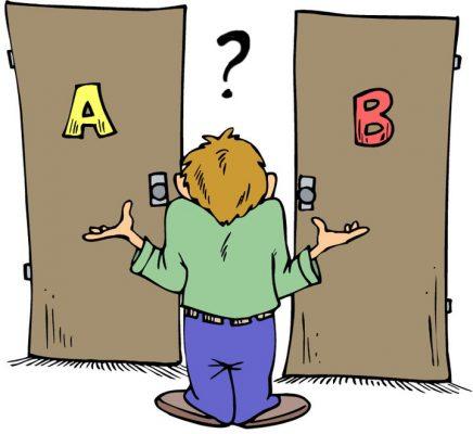 Phải làm gì khi cần quyết định lựa chọn? - Medio's Blog