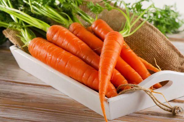 Tác dụng tuyệt vời của cà rốt   iFarm